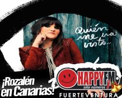 Rozalén de concierto en Gran Canaria y Tenerife