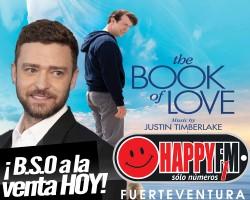 "Justin Timberlake estrena la Banda Sonora del ""Libro del Amor"""