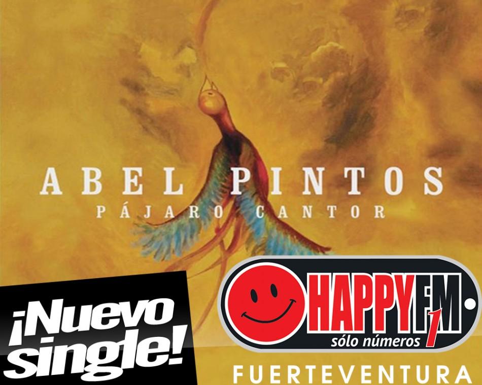Abel Pintos presenta nuevo disco