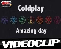 """Coldplay estrena videoclip para """"Amazing Day"""""""