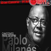 Pablo Milanés de concierto en Gran Canaria