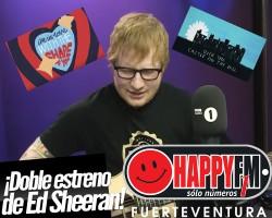 El regreso de Ed Sheeran con dos nuevos temas