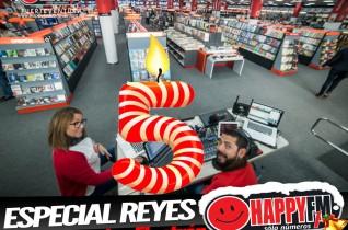 Especial Víspera de Reyes en directo desde Tiendas Electrón