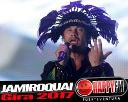 Jamiroquai anuncia conciertos en 2017
