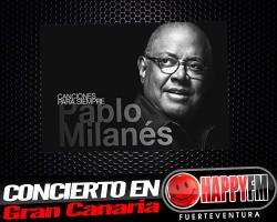 Concierto de Pablo Milanés en Gran Canaria