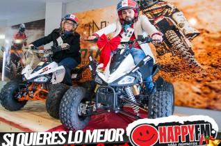 (fotos) Especial Reyes Despiértate Happy desde Niko Moto Sport