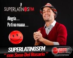 SuperlatinosFM regresa HOY ¡¡ Pa ti Na Maaaaa !!
