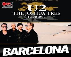 Único concierto de U2 en Barcelona