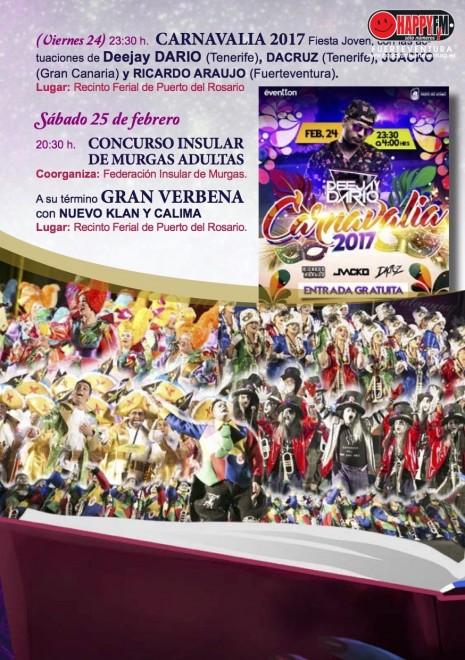 CARNAVAL PUERTO DEL ROSARIO 2017_7