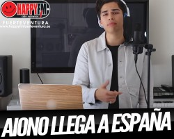 Llega a España Alex Aiono