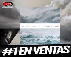 Alejandro Férnandez número 1 en ventas en nuestro país