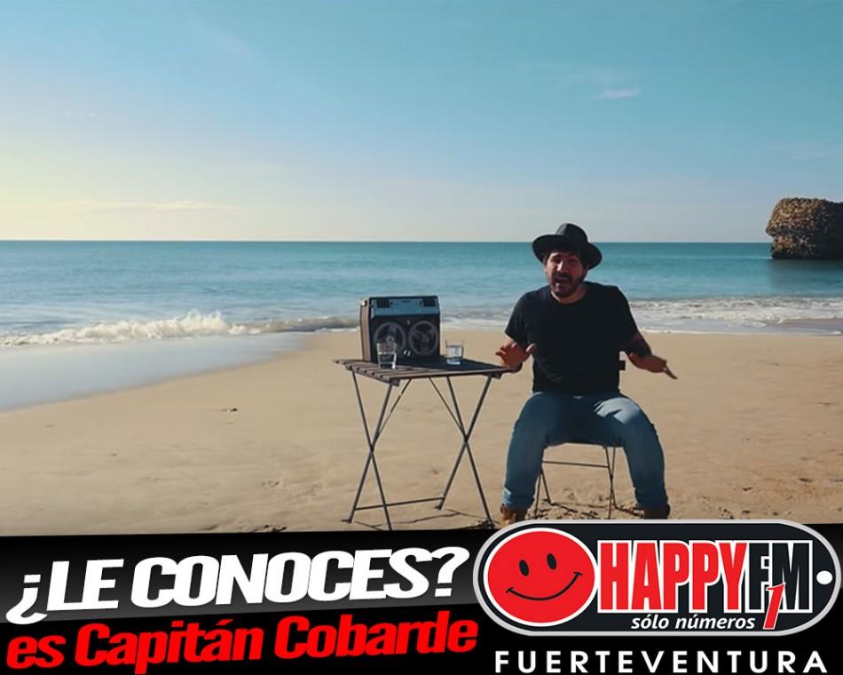 Te presentamos a Capitán Cobarde