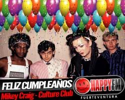 Mikey Craig (Culture Club) está de cumpleaños