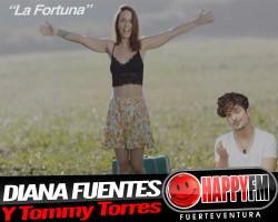"""Diana Fuentes presenta """"La Fortuna"""" junto a Tommy Torres"""