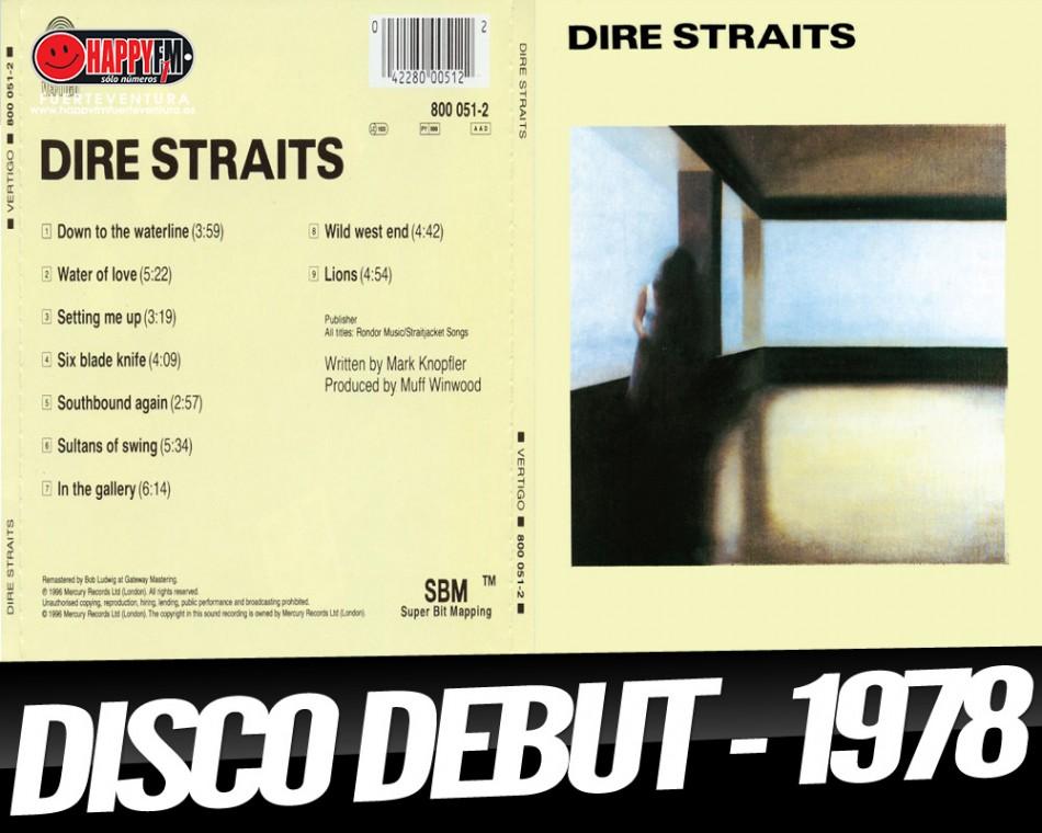Casi 40 años de Dire Straits