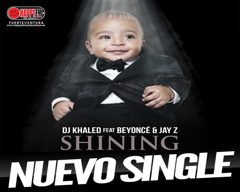 """""""Shining"""" es lo nuevo de Dj Khaled"""