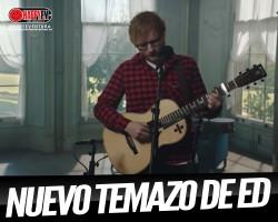 Ed Sheeran presenta 'How Would You Feel (Paean)'