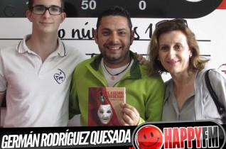 Entrevista Germán Quesada en HappyFM Fuerteventura
