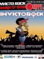Llega el Invicto Rock a Corralejo