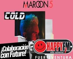 """Maroon Five y Future presentan """"Cold"""""""