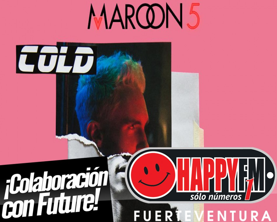 "Maroon Five y Future presentan ""Cold"""