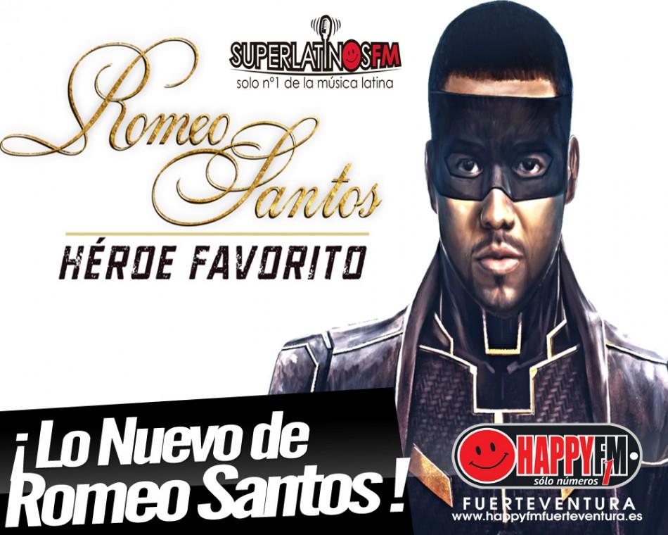 """Avence del próximo trabajo de Romeo Santos """"Heroé Favorito"""""""