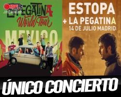 Estopa y La Pegatina juntos en único concierto