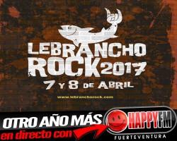 Un año más Happy FM Fuerteventura te trae en directo el Lebrancho Rock