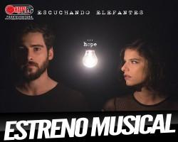 """Escuchando Elefantes presenta su nuevo disco """"Hope"""""""
