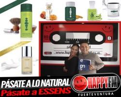 Guaci nos presenta Essens, la cosmética natural que te cuida de pies a cabeza