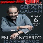 Gerson Galván en Gran Canaria