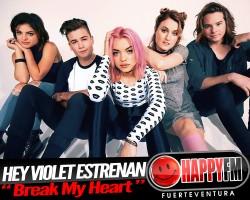 """""""Break My Heart"""" es lo nuevo de Hey Violet"""