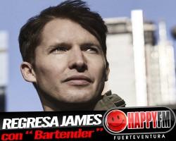 """""""Bartender"""" es lo nuevo de James Blunt"""