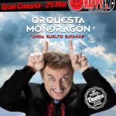 Concierto de La Orquesta Mondragón en Gran Canaria