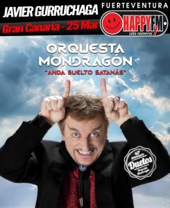 laorquestamondragon_concierto_happyfmfuerteventura