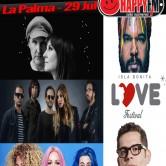 Love Music Festival: Amor y Música en la isla de La Palma