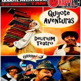 "Teatro Infantil en La Oliva: ""Quijote Aventuras"""