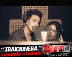 """Traicionera"" suena a balada gracias a Káren Méndez"
