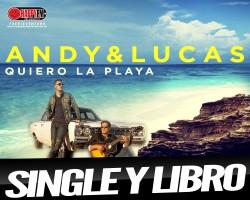 Andy Y Lucas celebran estreno doble