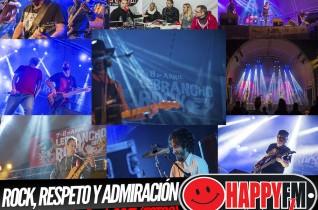 Lebrancho rock 8 de Abril 2017 segunda jornada del Lebrancho Rock 2017