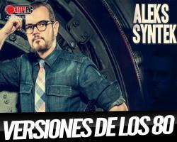 Aleks Syntek regresa con un homenaje al pop español de los 80