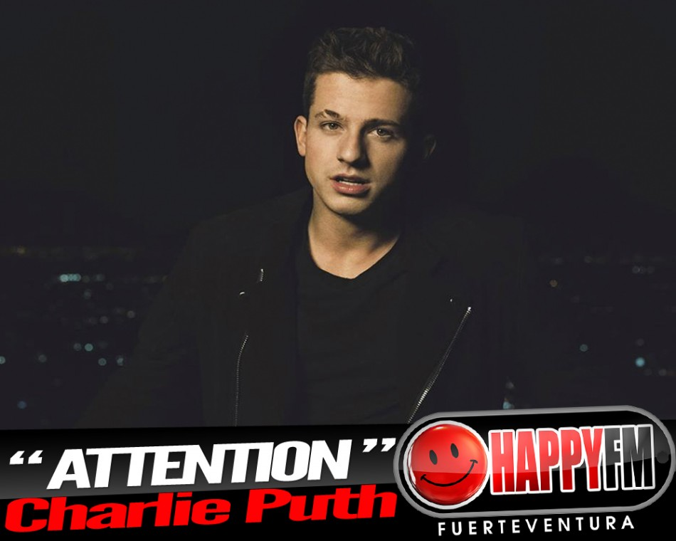 """""""Attention"""" es lo nuevo de Charlie Puth"""