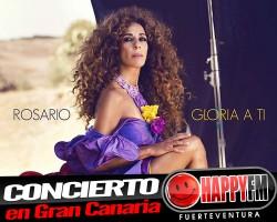 Concierto de Rosario Flores en Gran Canaria