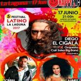 """Diego """"El Cigala"""", Tony Tun Tun y Aymee Nuviola en el Festival Latino de La Laguna"""