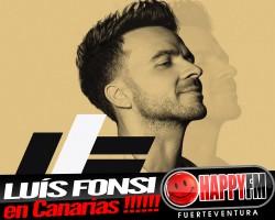 CONFIRMADO!!!! Luís Fonsi estará de concierto en Canarias