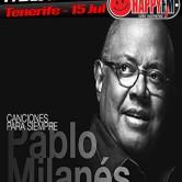 Concierto de Pablo Milanés en Tenerife