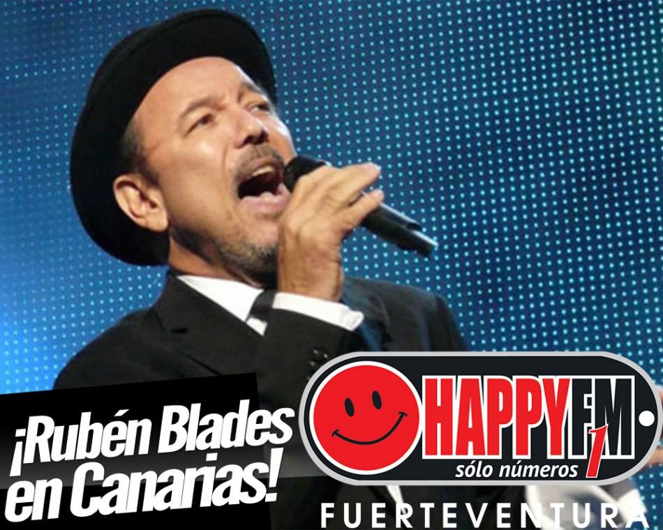 Conciertos de Rubén Blades en Canarias