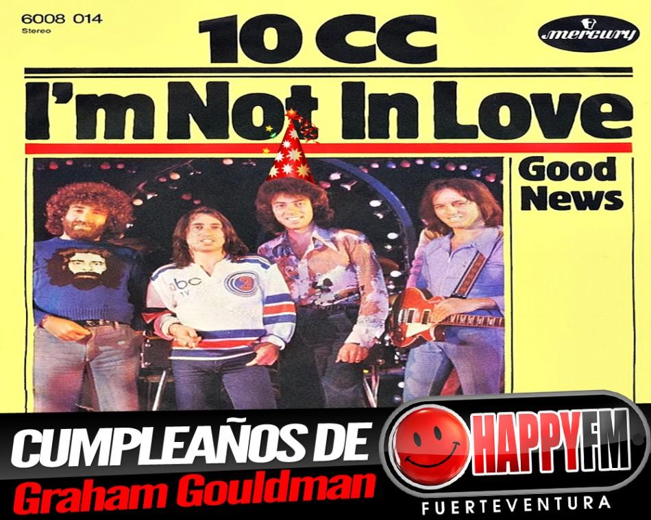 Graham Gouldman cumple hoy 71 años… Happy Birthday!!!!