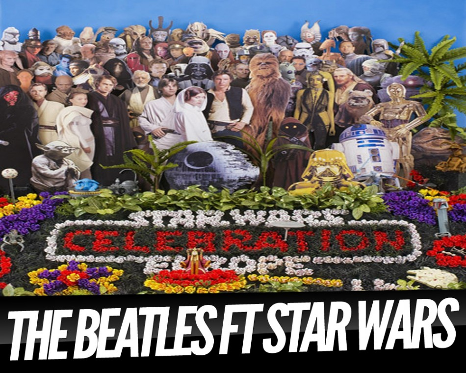 Star Wars cantada por The Beatles