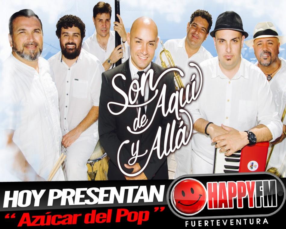 """La orquesta majorera Son De Aquí Y Allá presentan """"Azúcar Del Pop"""""""